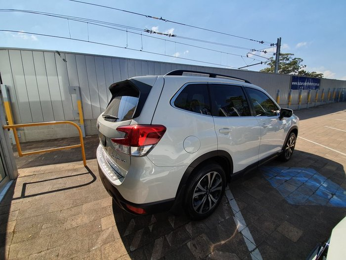 2019 Subaru Forester 2.5i Premium S5 MY19 Four Wheel Drive White