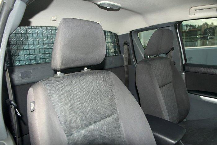 2015 Mazda BT-50 XT UP 4X4 Dual Range Silver