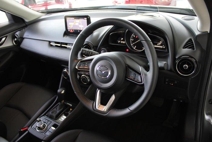 2018 Mazda CX-3 sTouring DK Grey