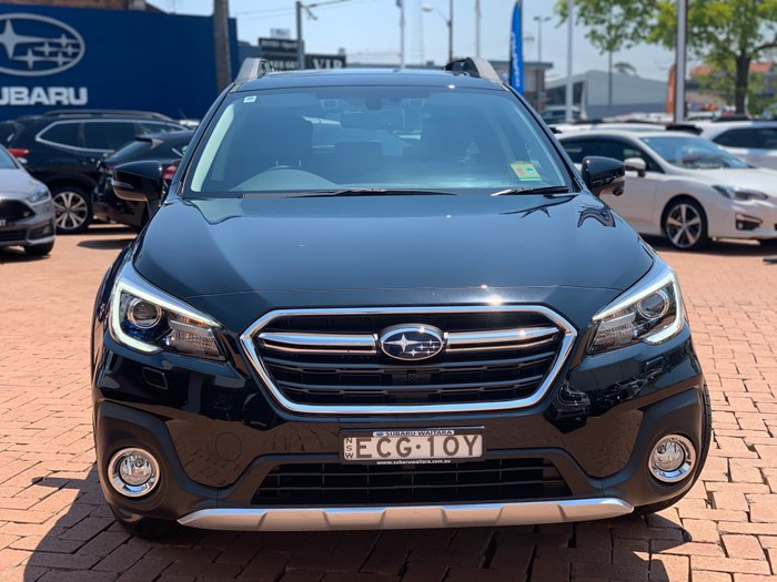 2019 Subaru Outback 2.5i Premium 5GEN MY19 Four Wheel Drive Black