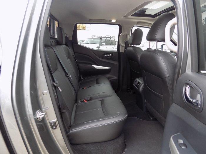 2019 Nissan Navara ST-X D23 Series 3 4X4 Dual Range Grey