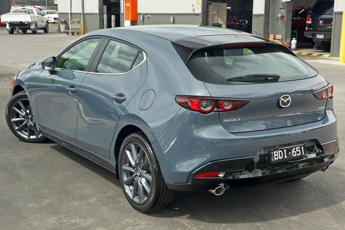 2019 Mazda 3 G20 Evolve BP Series Grey