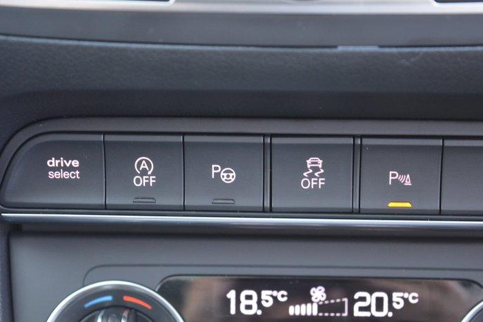 2016 Audi Q3 TFSI Sport 8U MY17 Four Wheel Drive Grey