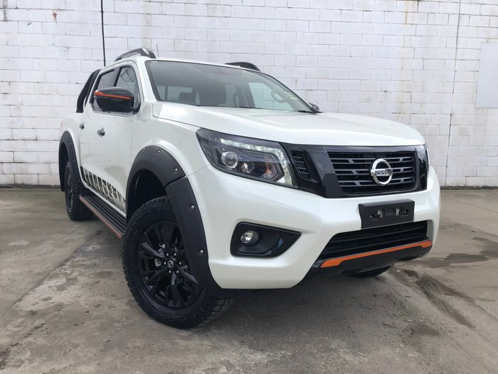 2019 Nissan Navara N-TREK
