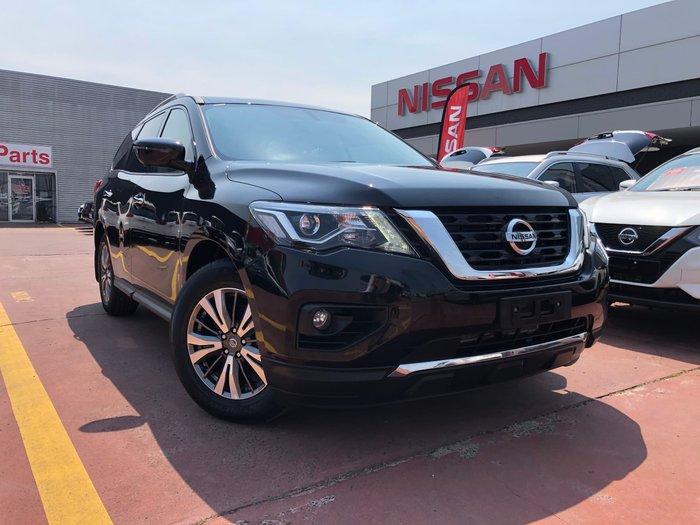 2019 Nissan Pathfinder ST-L R52 Series III MY19 Black