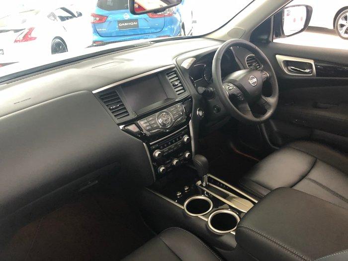 2019 Nissan Pathfinder Ti R52 Series III MY19 White