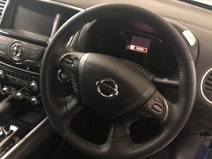 2019 Nissan Pathfinder ST R52 Series III MY19 Silver