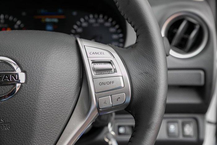 2019 Nissan Navara ST D23 Series 4 4X4 Dual Range White