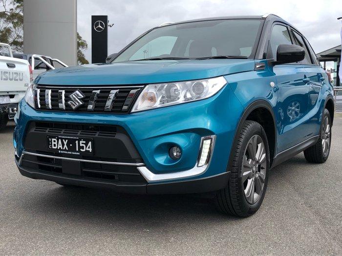 2019 Suzuki Vitara LY Series II Blue