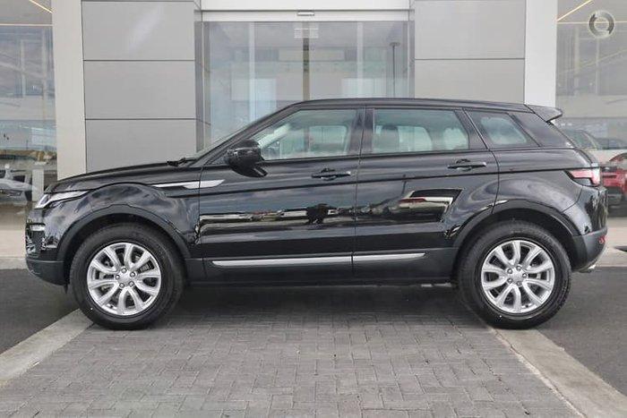 2018 Land Rover Range Rover Evoque TD4 110kW SE L538 MY19 4X4 Constant Black