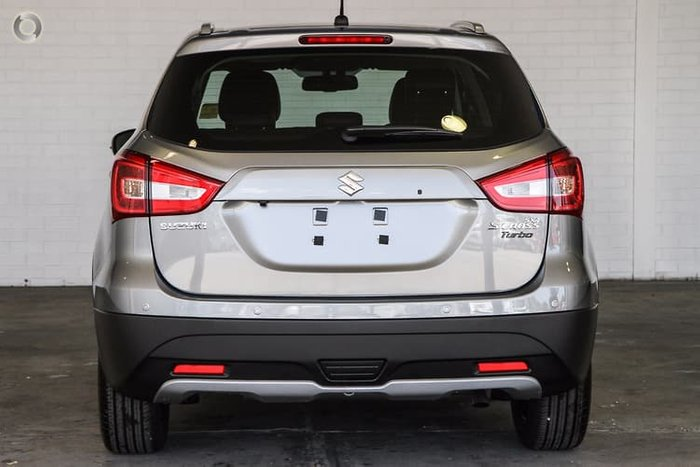 2019 Suzuki S-Cross Turbo Prestige JY Grey