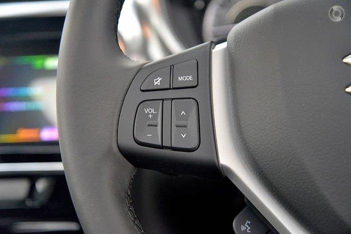 2019 Suzuki Vitara Turbo LY Series II 4X4 On Demand Black