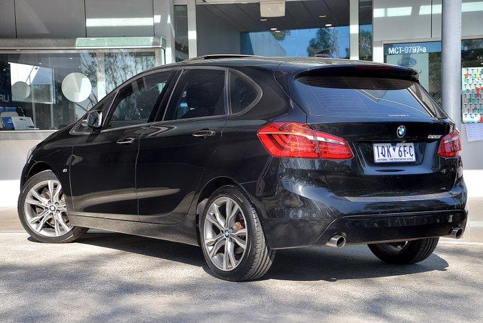 2015 BMW 2 Series 220i Sport Line F45 Black