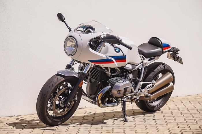 2017 BMW R NINE T RACER null null White