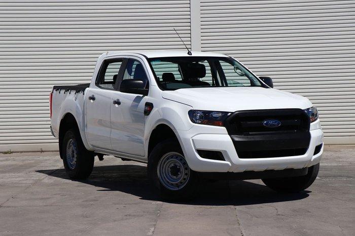 2016 Ford Ranger XL Hi-Rider PX MkII White