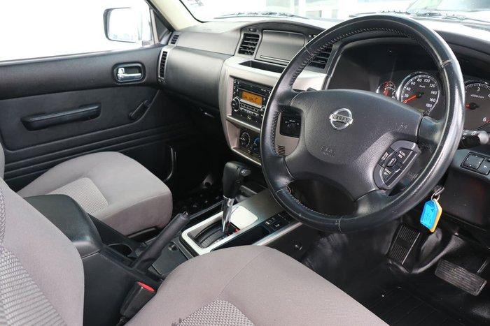 2016 Nissan Patrol DX Y61 4X4 Dual Range White