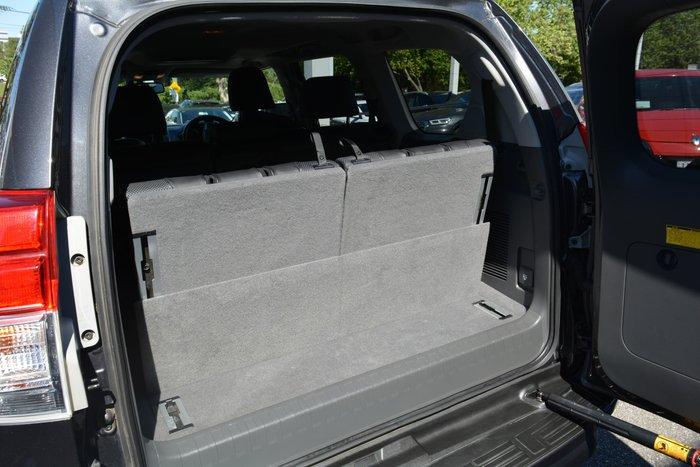 2013 Toyota Landcruiser Prado Kakadu KDJ150R 4X4 Constant Grey