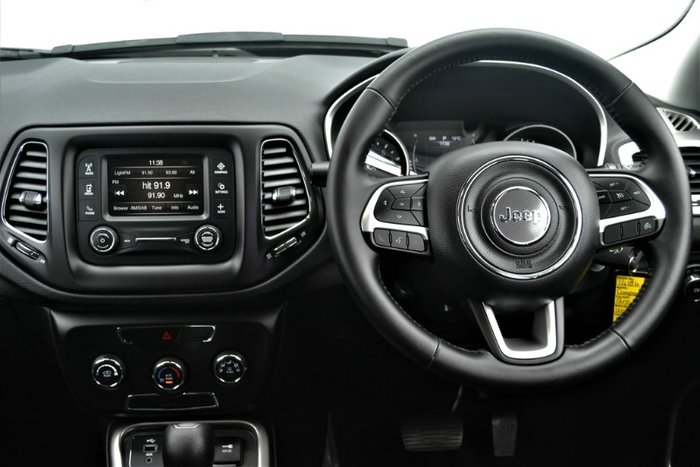 2018 Jeep Compass Sport M6 MY18 GREY MAGNESIO