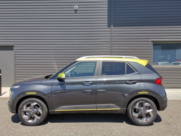 2019 Hyundai Venue Elite QX MY20 Grey