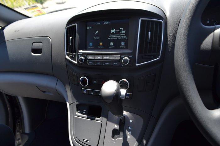 2019 Hyundai iLoad TQ4 MY20 Silver