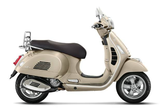 2019 VESPA GTS TOURING 300 SCOOTER BEIGE