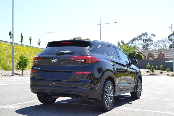 2019 Hyundai Tucson Elite TL3 MY20 Black