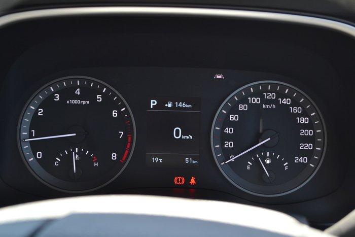 2019 Hyundai Tucson Elite TL3 MY20 Black