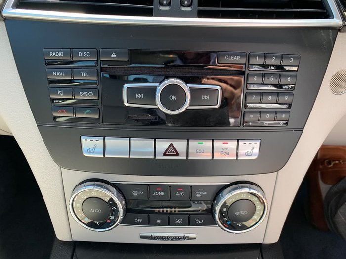 2011 Mercedes-Benz C-Class C250 CDI BlueEFFICIENCY Avantgarde W204 MY11 Blue