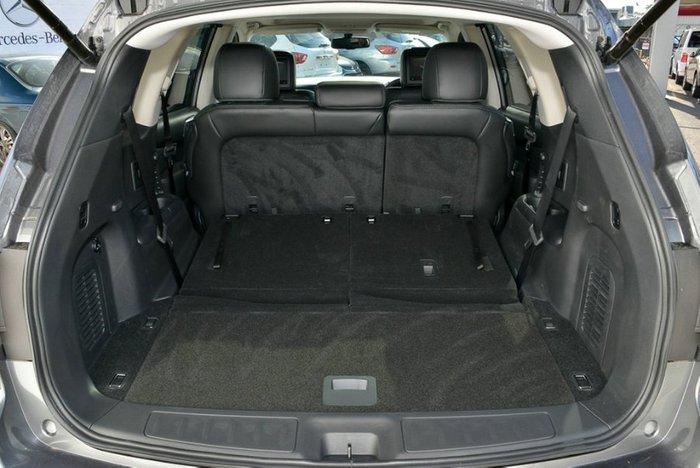 2018 Nissan Pathfinder Ti R52 Series II MY17 GUN METALLIC