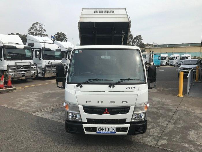 2016 Mitsubishi Canter 515 Narrow FUSO CANTER 515 WHITE