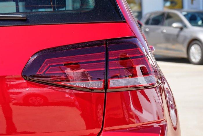 2019 Volkswagen Golf GTI 7.5 MY19.5 Tornado Red