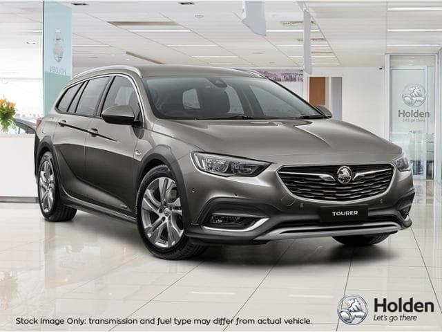 2018 Holden Calais ZB MY18 4X4 On Demand Grey