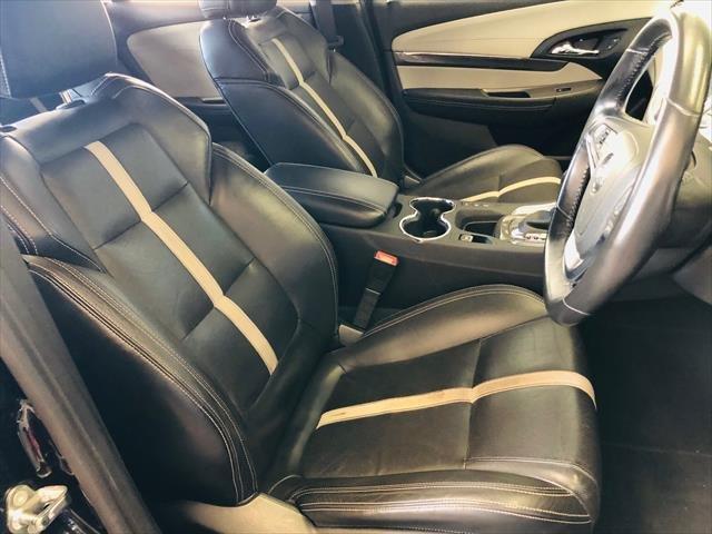 2016 Holden Calais V VF Series II MY16 BLACK