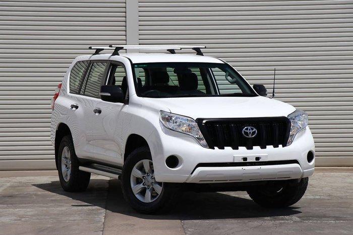 2015 Toyota Prado