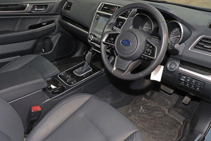 2018 Subaru Outback 2.5i Premium 5GEN MY18 Four Wheel Drive Grey
