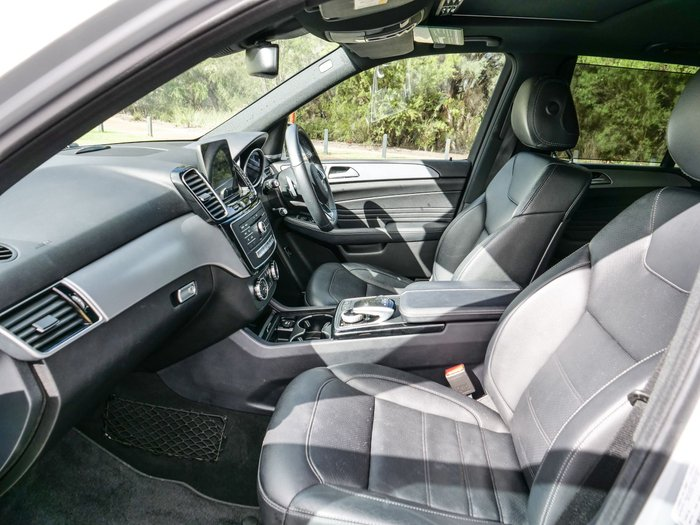2016 Mercedes-Benz GLE-Class GLE250 d W166 Four Wheel Drive Silver