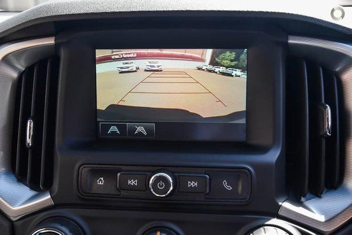 2019 Holden Colorado LS-X RG MY20 4X4 Dual Range Blue