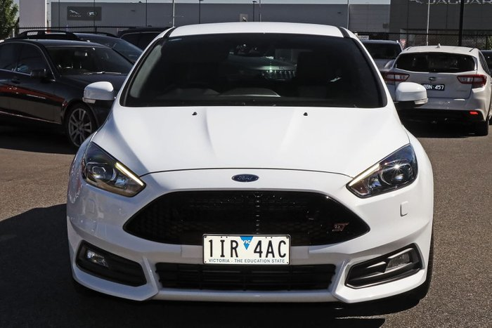 2015 Ford Focus ST LZ White