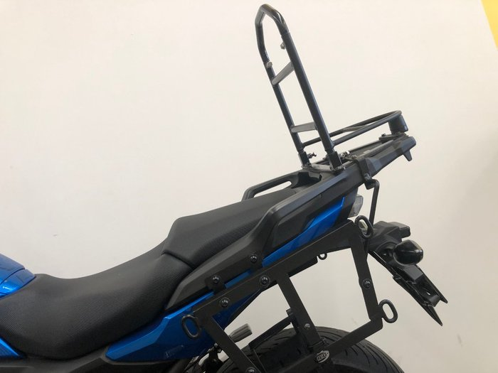 2015 Honda NC750XA Blue