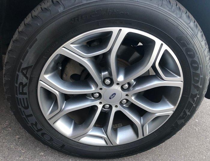 2014 Ford Territory Titanium SZ Grey