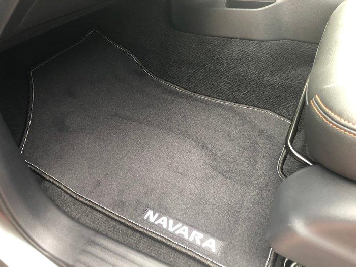 2019 Nissan Navara N-TREK D23 Series 4 4X4 Dual Range Black