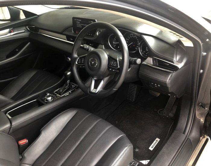 2019 Mazda 6 Touring GL Series Machine Grey