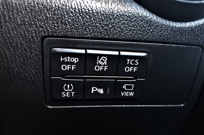 2019 Mazda CX-3 Akari DK Eternal Blue