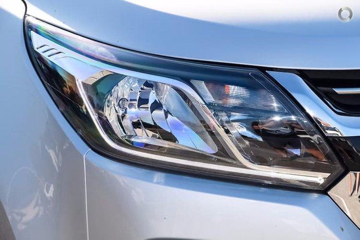 2019 Holden Colorado LTZ RG MY19 4X4 Dual Range Silver