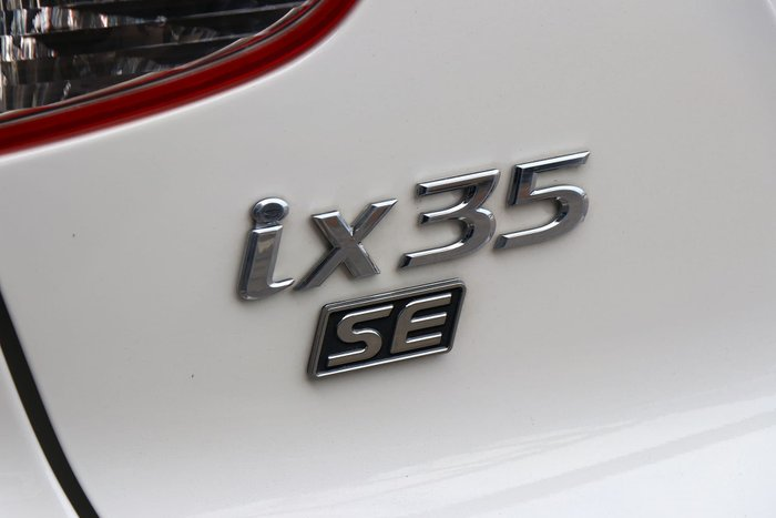 2014 Hyundai ix35 SE Series II MY15 White