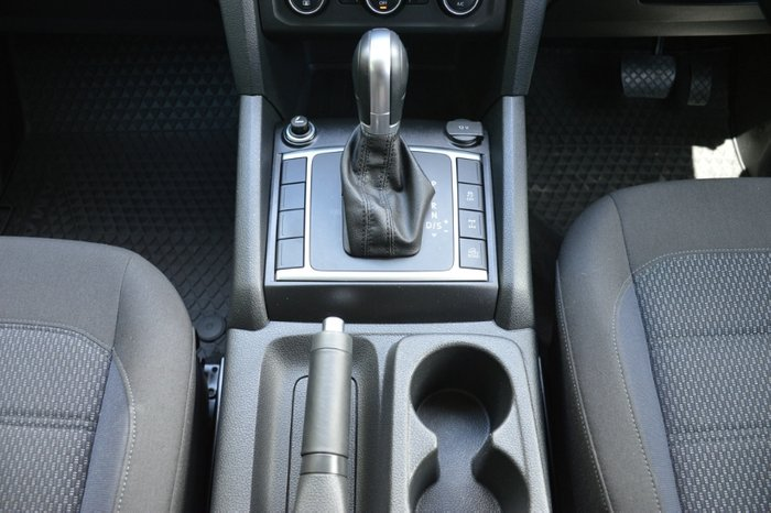 2018 Volkswagen Amarok TDI550 Sportline 2H MY18 4X4 Constant BLUE
