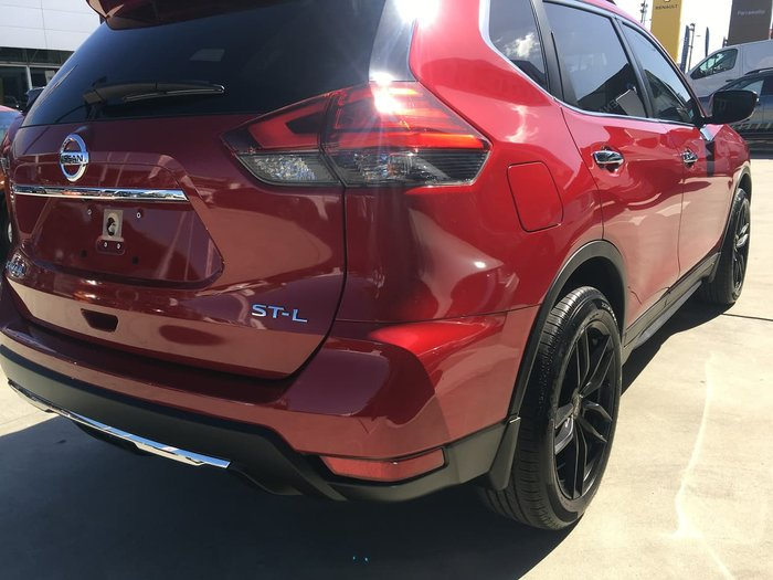 2019 Nissan X-TRAIL ST-L T32 Series II Red