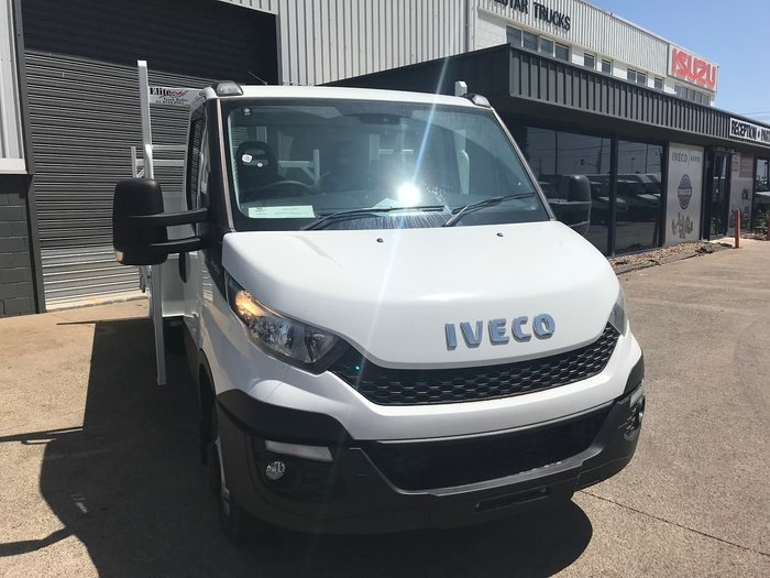 2018 IVECO DAILY null null WHITE