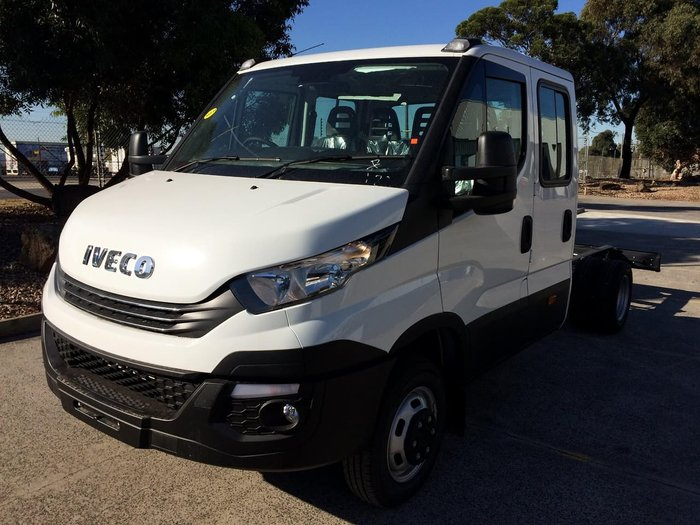 2018 IVECO DAILY 50C21 50C21A8D null null WHITE