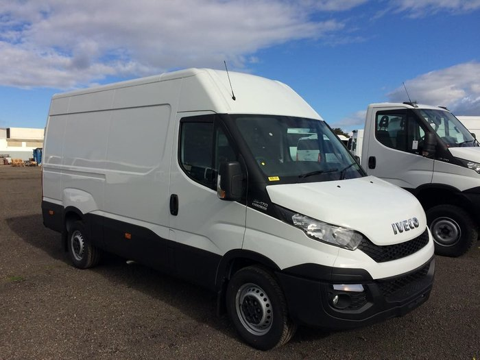 2018 IVECO DAILY 35S13 35S17A8V-12 null null WHITE